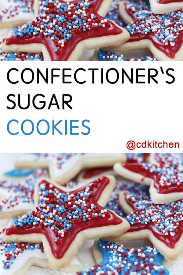 Powdered Sugar Icing for Cookies - Design Eat Repeat   Cookie Icing Recipe Powdered Sugar