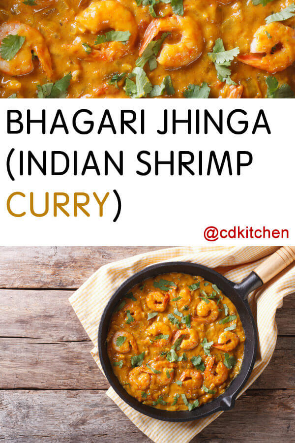 how to make indian shrimp curry