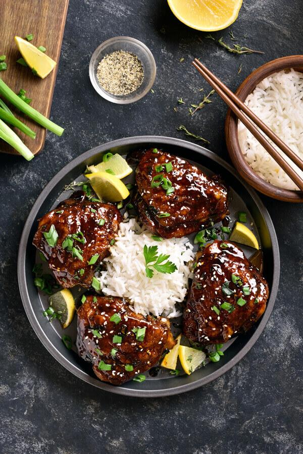 Hoisin Chicken Marinade Recipe Cdkitchen Com