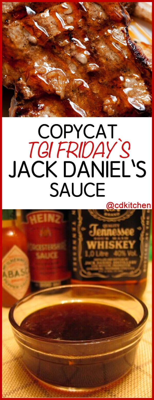 Copycat tgi fridays jack daniels sauce recipe cdkitchen tgi fridays jack daniels sauce recipe forumfinder Images