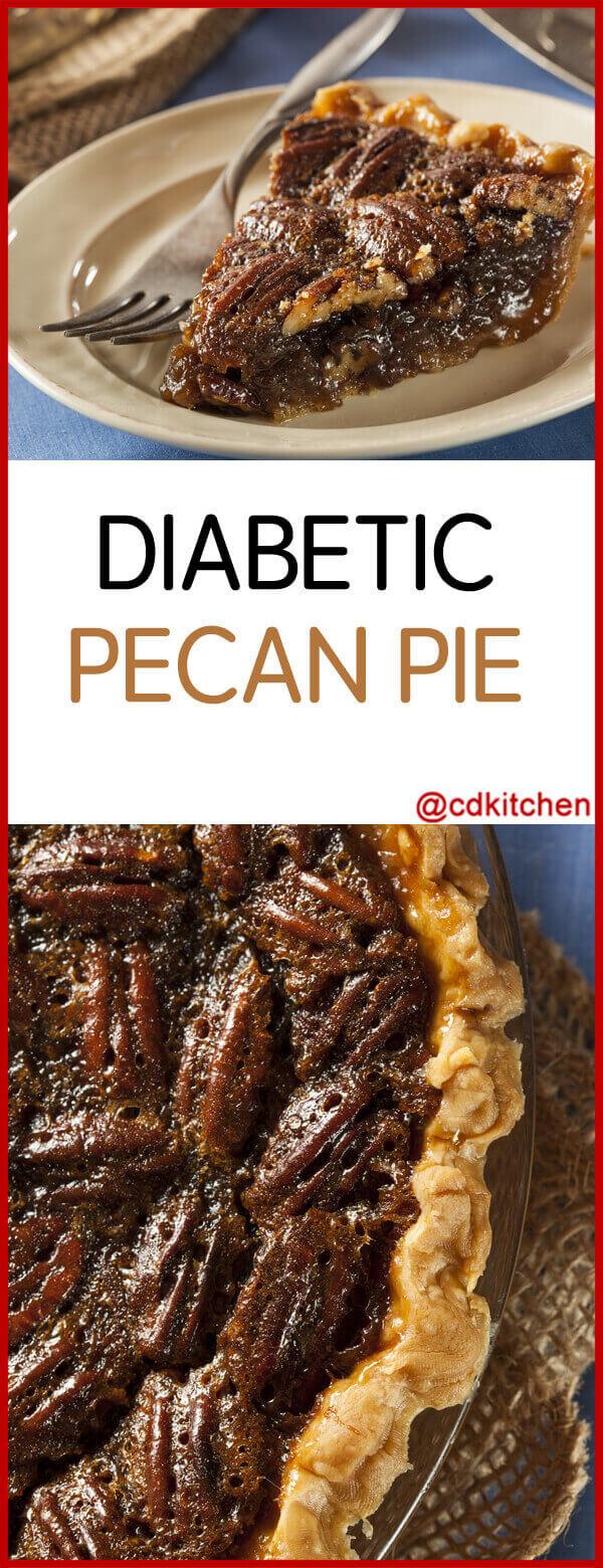 Pecan Cake Recipe For Diabetics