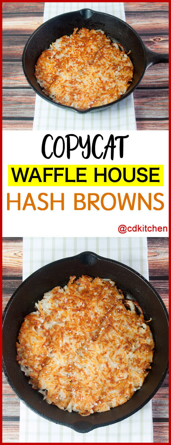 Waffle House Recipe Hash Browns House Plan 2017