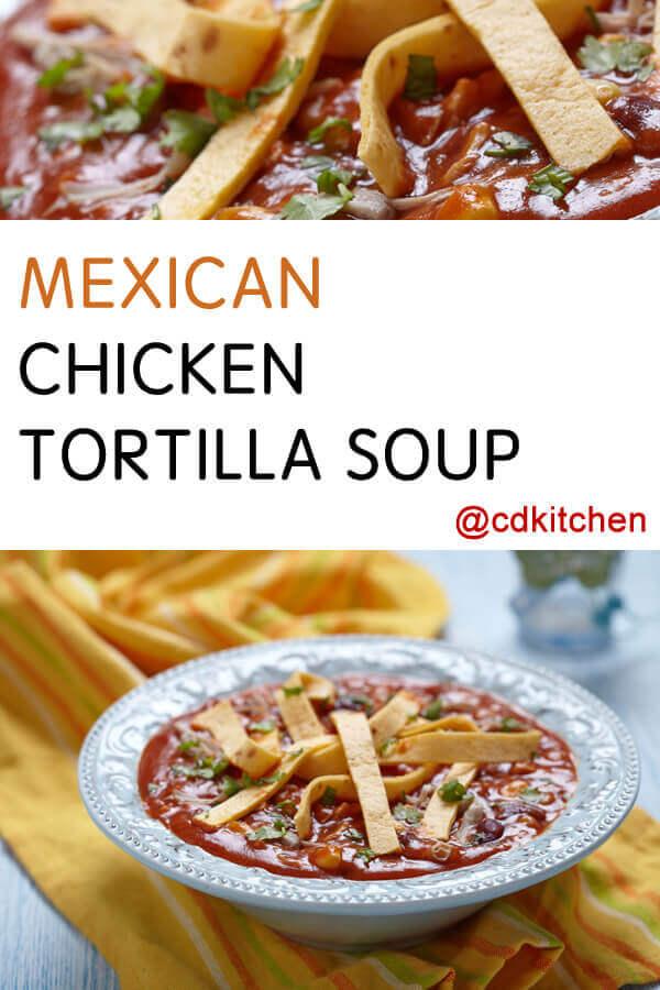 ... soup healthier slow cooker chicken tortilla soup chicken tortilla soup