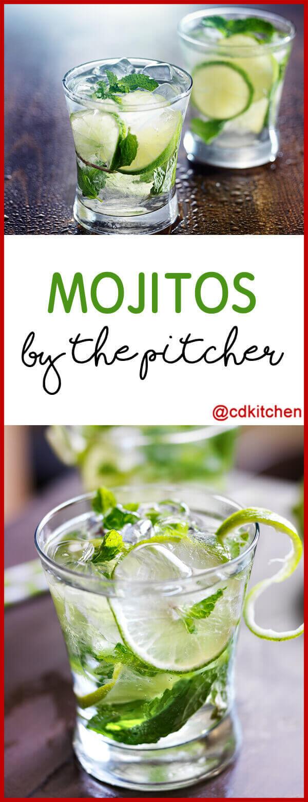 Mojitos By The Pitcher Cdkitchen Com
