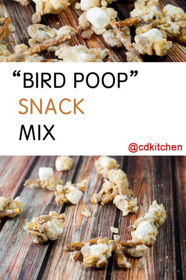 Bird Poop Snack Mix Recipe Cdkitchen Com