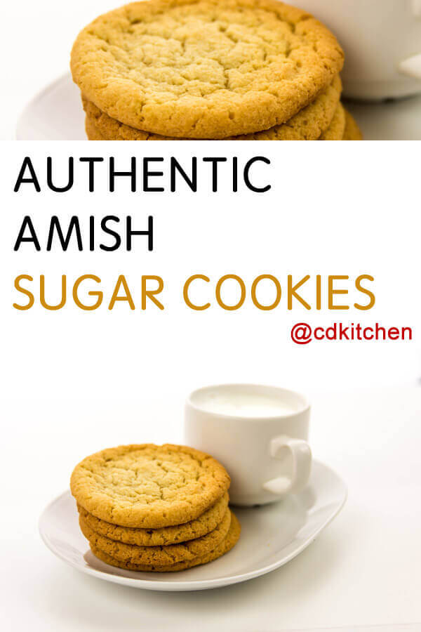 Old Fashioned Brown Sugar Cookies