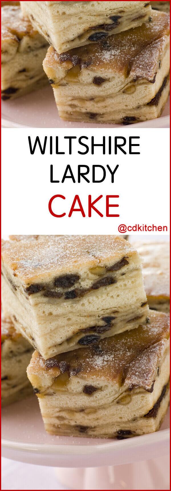 Make Wiltshire Lardy Cake