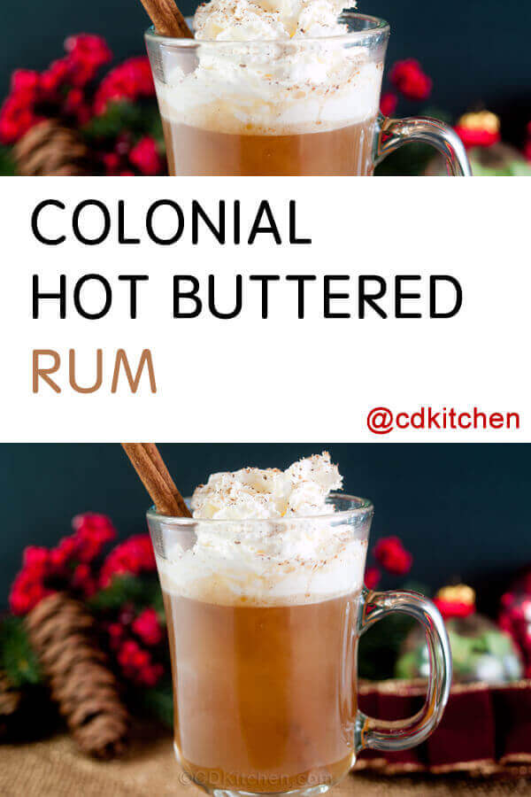 Colonial Drinks Recipes