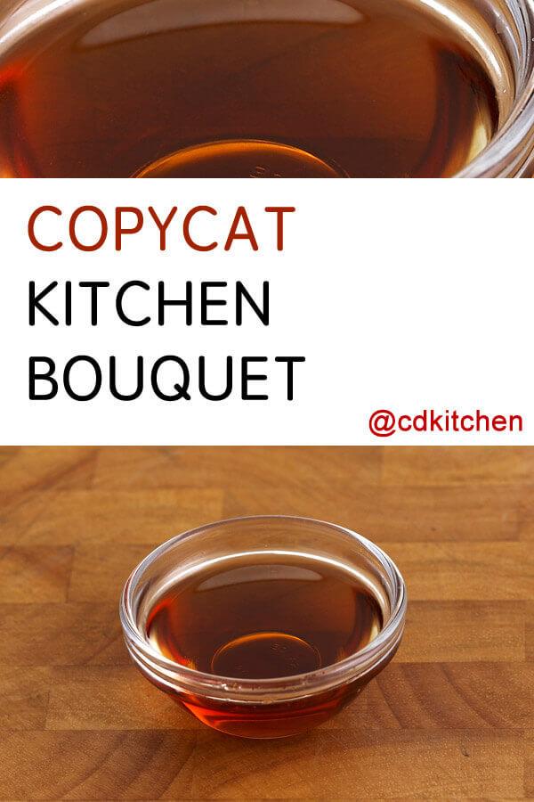 Kitchen Bouquet Copycat Recipe
