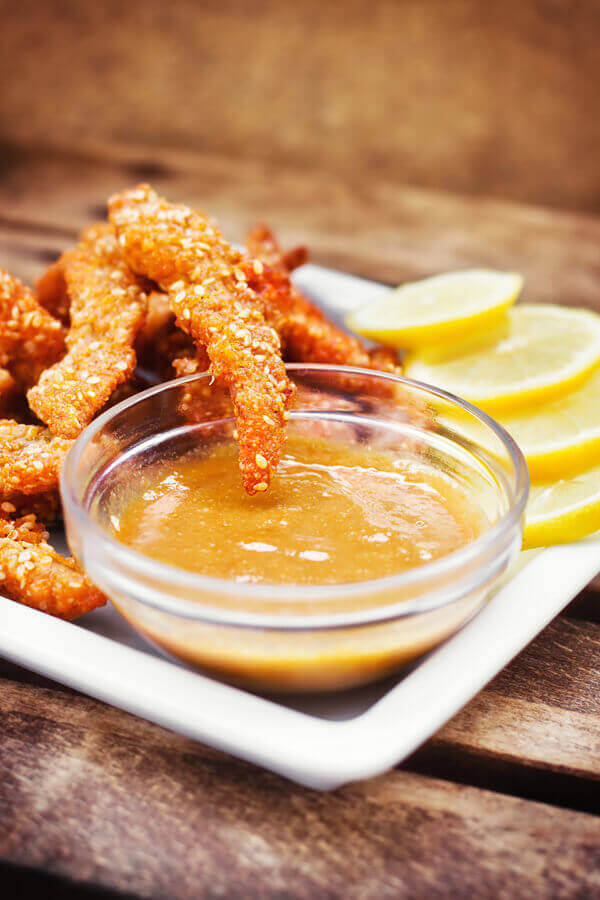 white mustard copycat applebees honey mustard recipe cdkitchencom