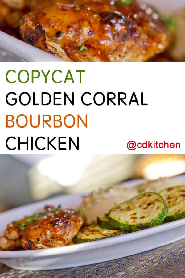 Golden Corral Chicken Recipes