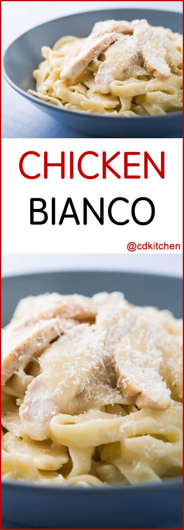 Chicken Bianco Recipe Cdkitchen Com
