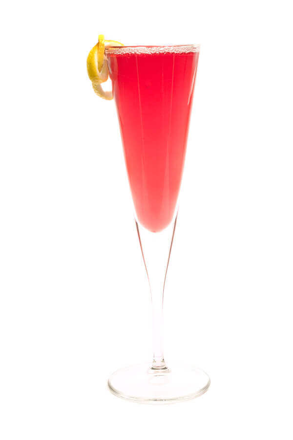 how to make a kir royale with chambord