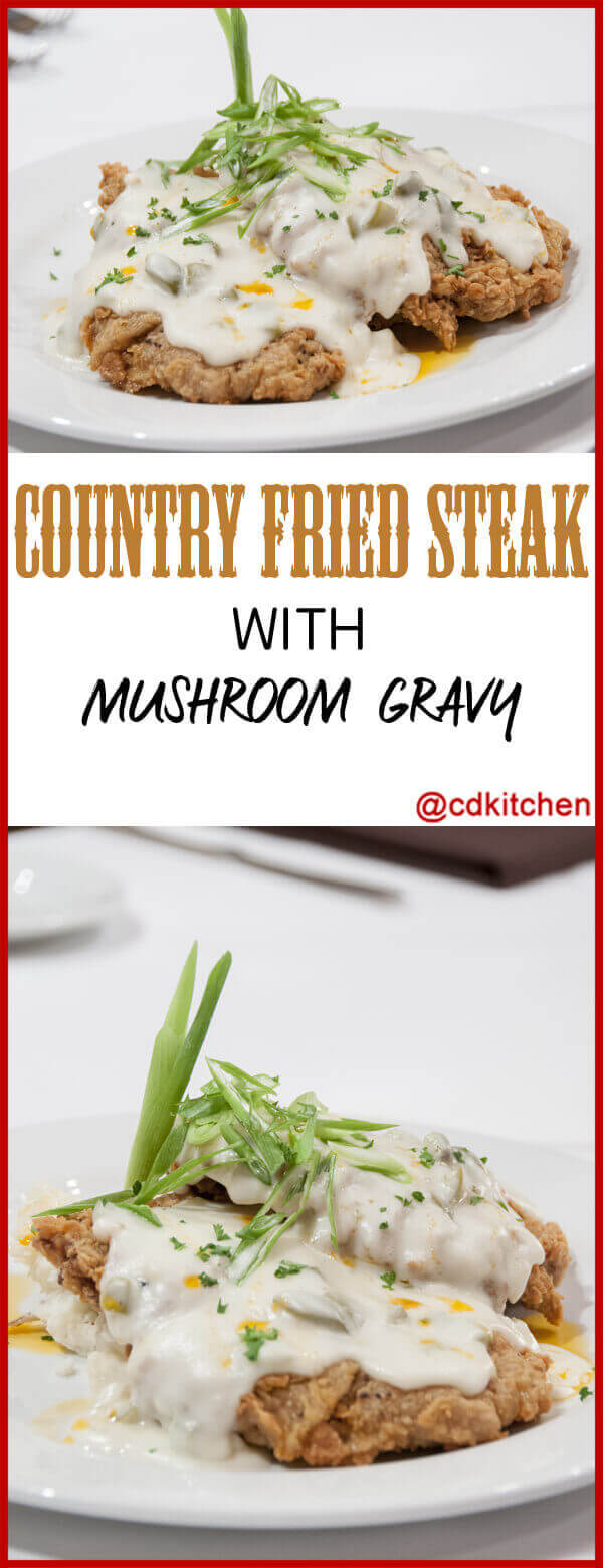 how to make steak and gravy in the oven