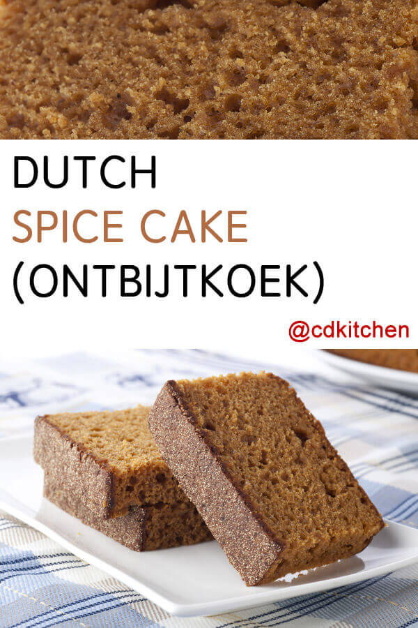 What Is In Mixed Spice For Cakes