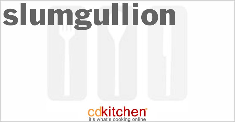 Slumgullion Recipe Cdkitchen Com