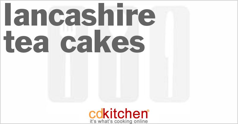 Lancashire Tea Cakes Recipe Cdkitchen Com